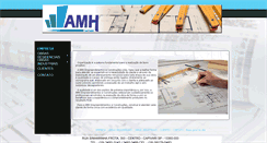 Preview of amhconstrucoes.com.br